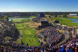 Ryder Cup Seating Chart The Ryder Cup