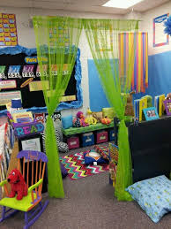 reading corner furniture. cute idea to use a hanging curtain rod and curtains divide classroom into reading area or an entryway home corner furniture