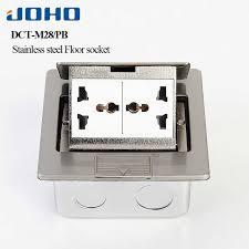 <b>JOHO</b> Socket Pop Up Floor Socket Outlet Box Residential/General ...
