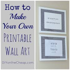 how to make printable wall art jpg on creating your own wall art with how to make your own printable wall art erin spain