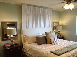 Sheer Curtains Bedroom Dorm Headboards Sheer Curtains Beds With Curtains Bowed Shirred