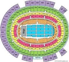 Msg Seating Chart Concert Topsportnews Site