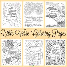 Small Picture 83 best Childrens Bible Verse Coloring Pages images on Pinterest