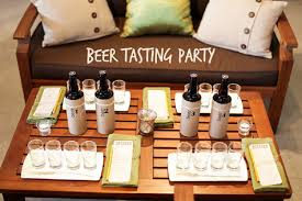 How To Have A Beer Tasting