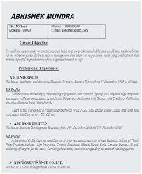 Resume Job Description Interesting Resume Job Description Sample Terrific √ 60 Lovely Resume Examples