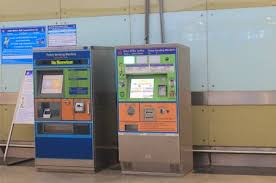 Ticket Vending Machine Amazing New Delhi India October 48 48 New Delhi Subway Ticket Vending