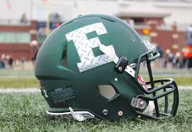 Eastern Michigan University Game Design Rate Emu Football Team S Helmet Designs Mlive Com