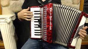 How To Play A 48 Bass Accordion Lesson 4 Bass Major Scale Dreydl Song