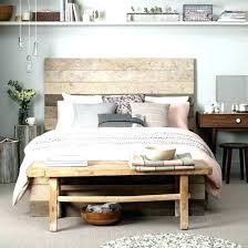 Reclaimed Wood Bed Reclaimed Wood Storage Bed West Elm Storage Bed ...