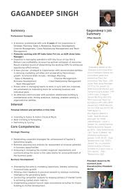 Sales Manager Resume Sample Doc Store Manager Resume Retail Store