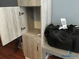 urban house furniture. In-room Locker For Securing Personal Belongings. Urban House Furniture