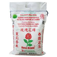 bag of jasmine rice. Intended Bag Of Jasmine Rice