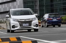 2017 Honda Odyssey 2018 ...