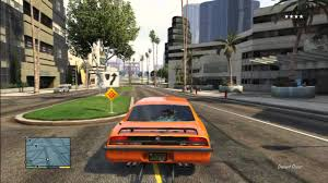 Gta Dragster Terror Old Muscle Car Youtube