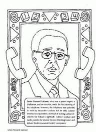 Famous African American Inventors Coloring Pages Awesome 32 Best