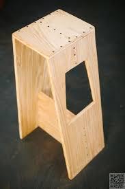 modern plywood furniture. #Modern Plywood - 7 #Gorgeous DIY Bar Stools → #Stool Modern Furniture