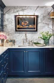 Blue Kitchen Cabinets Kitchen Grey Blue Kitchen Cabinets 1000 Ideas About Blue Kitchen