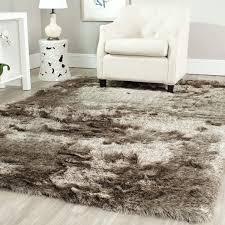 safavieh rugs 8x10. Safavieh Handmade Silken Glam Paris Shag Sable Brown Polyester Area Rug (8\u0027 X 10\u0027) ((8 Ft. 10 )), Size 8\u0027 10\u0027 (Cotton, Solid) Rugs 8x10 H