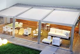 waterproof retractable roof awning patio 3