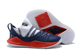 Blue Low 5 Basketball red-white Under Curry Navy 2018 Shoes Shoes Armour Red Discount