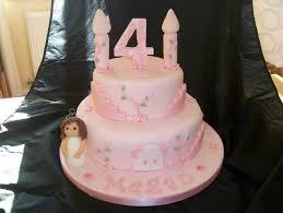Princess Castle Cake Casa Costello