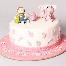 3 Year Old Birthday Cake Ideas Girl 5th Baby Shower Cakes Number 5