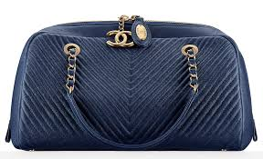 Check Out Photos and Prices for Chanel's Cruise 2016 Bags, in ... & Chanel Chevron Quilted Bowling Bag Adamdwight.com