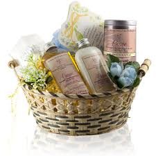 gift basket new mom pion