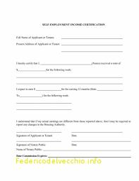 Free Employment Verification Form Template Inspirational Income Verification form Template Free Template 85