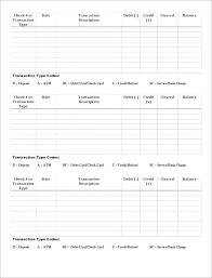 Excel Checkbook Template Checkbook Register Excel Boerewenke Club