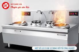 Chuyên Thay Mặt Kính Bếp Điện Từ Hồng Ngoại Chính Hãng Giá Rẻ - 💁♀️Một số  lưu ý khi sử dụng #bếp_từ_công_nghiệp! 💞Với 1 thiết bị bất kì trong gia  đình, việc