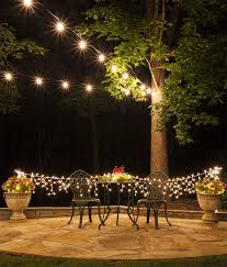 light up the night as well as inspire a romantic atmosphere with this outdoor string lighting