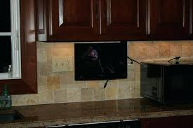 small kitchen smart tv for counter