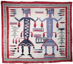 sand painting style c 1915 20 courtesy museum of the west