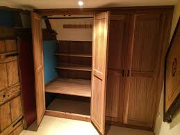 Self Assembly Fitted Bedroom Furniture 17 Best Ideas About Solid Oak Wardrobe On Pinterest Sliding