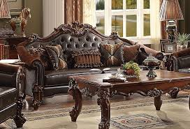 victorian style sofa. Lovely Sally Victorian Style Leather Sofa R