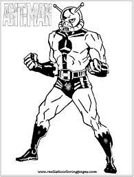 Small Picture Ant Man Coloring Pages Mask Elioleracom
