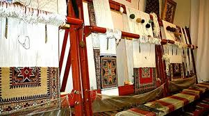 wealth of traditions in carpet weaving