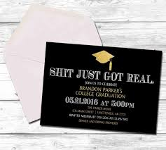 Formal College Graduation Announcements Graduation Invitation Maker College Announcements Without