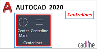 You have to change the workspace, and then you have to open a new file by using a 3d template. Autocad 2020 Centrelines And Centre Marks Cadline Community