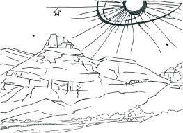 Solar System Coloring Natureplanetinfo