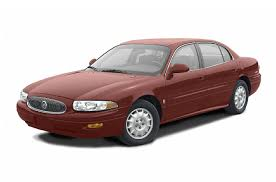 2002 Buick LeSabre New Car Test Drive
