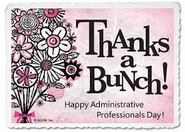 Administative Day Administrative Professionals Day Blue Mountain Blog