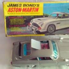 Gilbert 1965 James Bond Aston Martin Db5 Multi Action Tin Catawiki