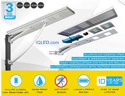 Solar Lighting System Design Iqled Com Airport Security Lighting
