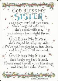 Prayer For My Sister Quotes New Quotes About Family Prayer When In Hospital My Sister Makes Me