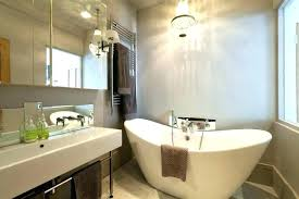 chandelier over bathtub chandelier above bathtub large size of bathroom color schemes gray with modern touch