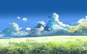 Nature In 5cm Per Second Anime Wallpaper Desktop Wallpapers