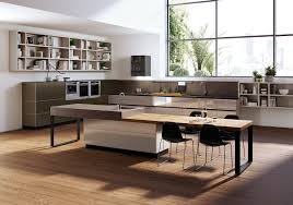 Modern Wooden Kitchen Designs Black White Wood Kitchens Ideas Inspiration