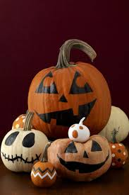 tips and ideas for painting pumpkins